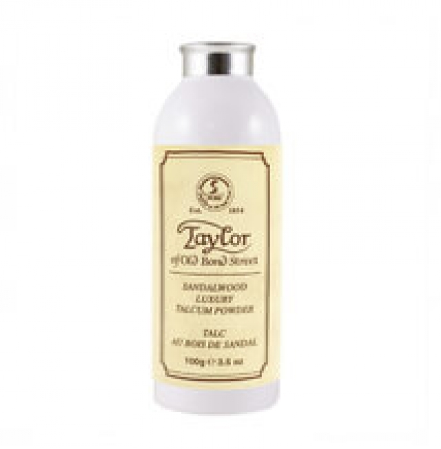 Taylor of Old Bond Street Sandalwood telový púder 100g