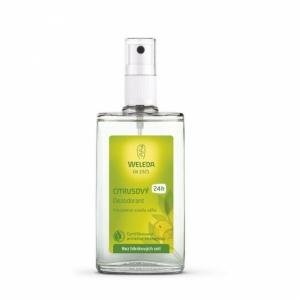 WELEDA Citrusový dezodorant 1x100 ml