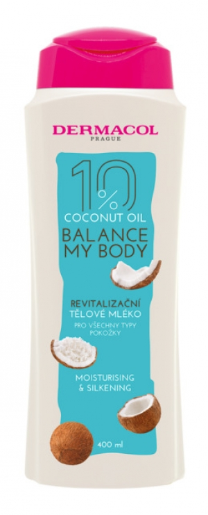 Dermacol Coconut oil body milk